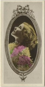 Katharine Hepburn 1934 Godfrey Phillips Tobacco Card
