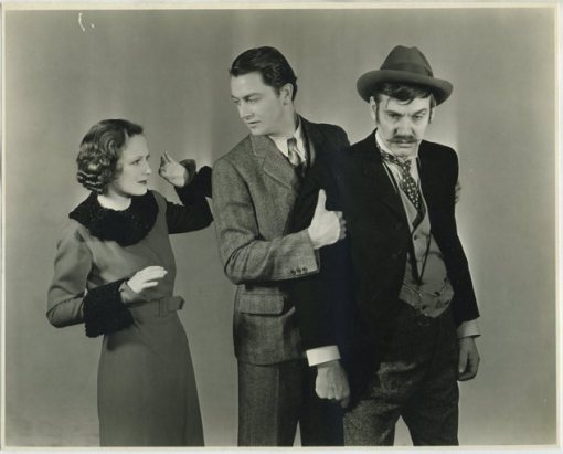 Dorothy Jordan Robert Young Walter Huston