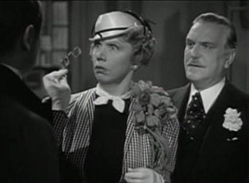 Cora Witherspoon and Frank Morgan