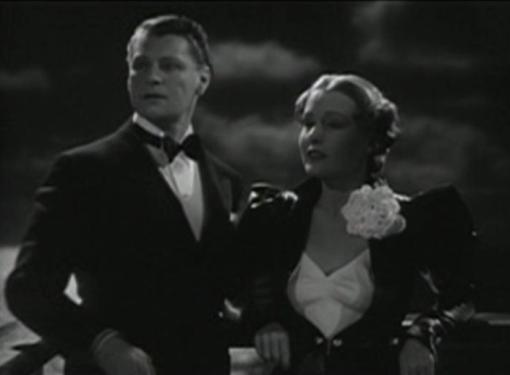 Ralph Forbes and Madge Evans