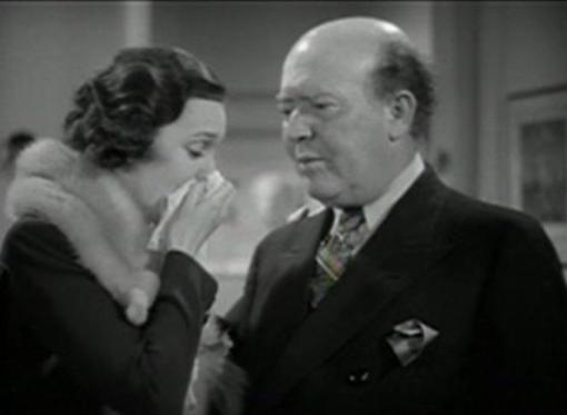 Guy Kibbee with ZaSu Pitts in Going Highbrow