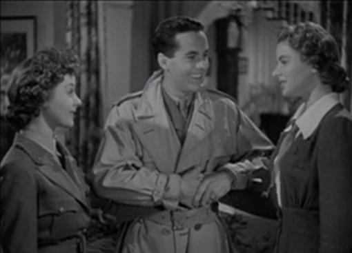 Susan Hayward, Johnny Downs, Ingrid Bergman