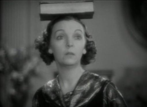ZaSu Pitts learns poise