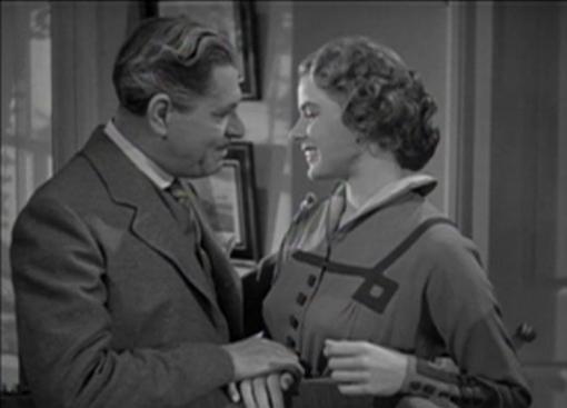 Warner Baxter and Ingrid Bergman