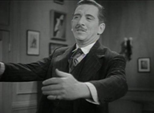 Edward Everett Horton in Going Highbrow