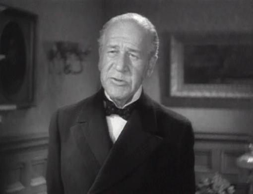 Henry Stephenson in Little Lord Fauntleroy