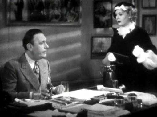 Lew Cody and Dorothy Dell in Shoot the Works