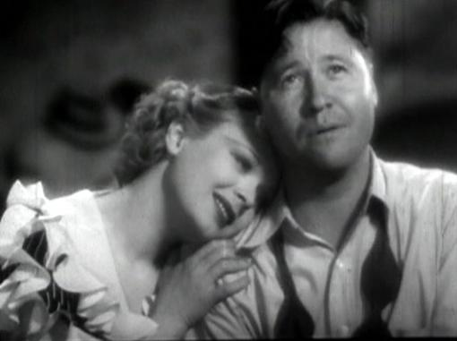 Dorothy Dell and Jack Oakie in Shoot the Works