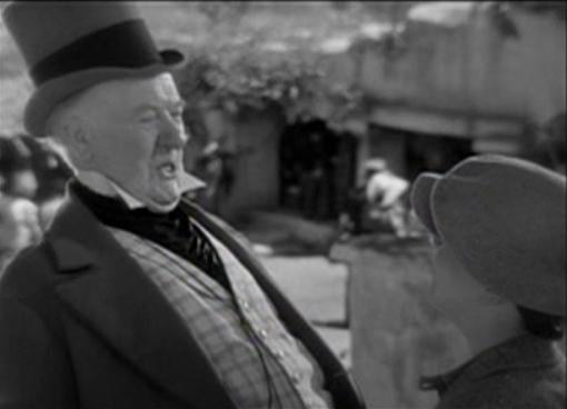 WC Fields double in It Happened in Hollywood