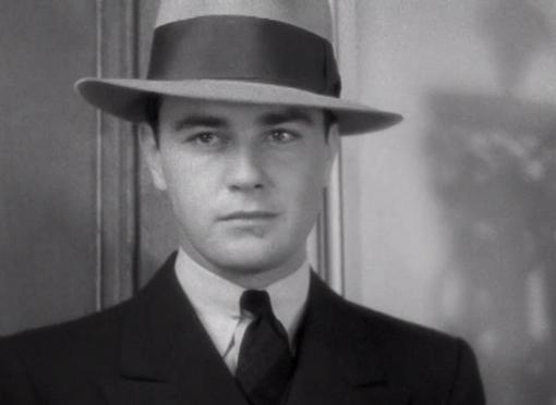 Lew Ayres in The Doorway to Hell
