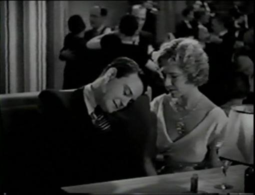 Lew Ayres and Mae Clarke