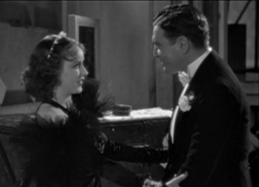 Fay Wray and Richard Dix