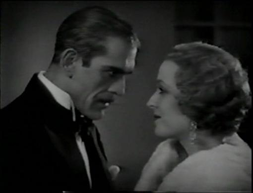 Boris Karloff and Dorothy Revier