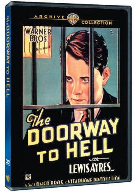 Click to buy The Doorway to Hell at Warner Archives