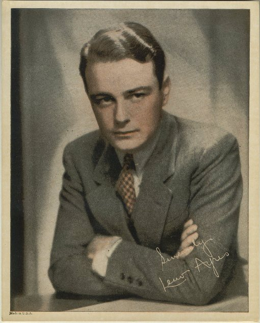 Lew Ayres 1930s era 8x10 Premium Photo