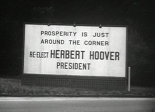 Re-Elect Herbert Hoover