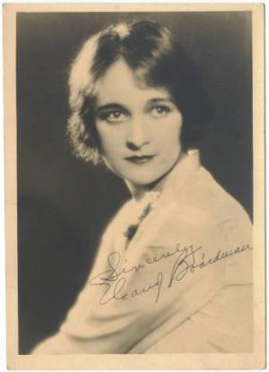 Eleanor Boardman 1920s era 5x7 Fan Photo