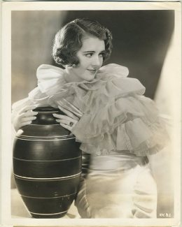 Ruby Keeler vintage 1930s press photo