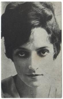 Miriam Cooper 1919 Ivan B Nordhem Bread Label