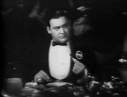 Edward Arnold at the table in Diamond Jim
