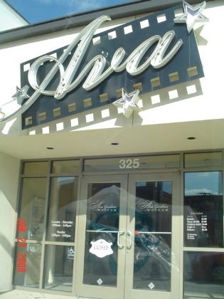 Exterior - Ava Gardner Museum