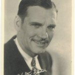 1930s Walter Huston Fan Photo