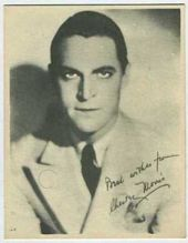 Chester Morris - 1920s Kashin Photo Card