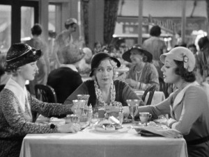 Bette Davis - Joan Blondell - Ann Dvorak