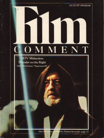 Film Comment Magazine, August 1983, courtesy of The Star Wars magazines encyclopedia