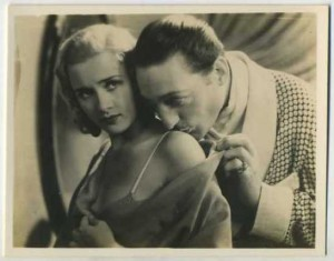 Marian Marsh and Warren William