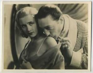 Marian Marsh and Warren William