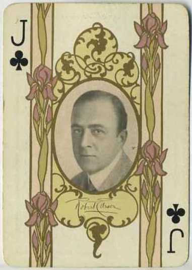 Robert Edeson - 1908 Playing Card