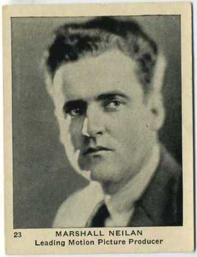 First husband Marshall Neilan featured on a 1920s T83 Movie Stars - Schinasi Brothers Eg</a><p id=