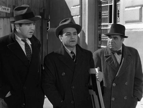 Broderick Crawford, Edward G. Robinson, Edward Brophy