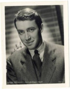 Jimmy Stewart - 1936 Watkins/MGM Promo