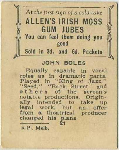 Allens Irish Moss Gum Jibes Reverse
