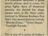 Joan Blondell Reverse