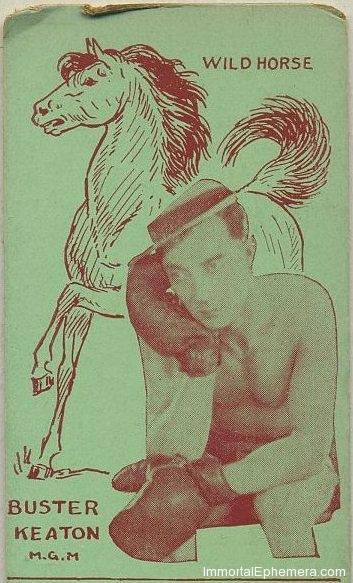 Buster Keaton Late 1920