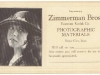 Colleen Moore 1924 Movie Star Ink Blotter