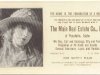 Lillian Gish 1924 Movie Star Ink Blotter