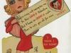 Greta Garbo Valentine Opened
