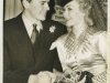 January 26 1940 Ronald Reagan and Jane Wyman