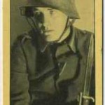 Lew Ayres 1932 BAT Tobacco Card