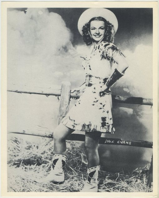 Dale Evans 1954 Star Pictures