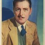 Ronald Colman 1936 Nestle's