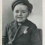 Spanky MacFarland 1936 R95 linen photo