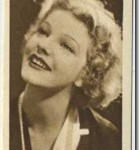 Elissa Landi 1933 United Kingdom Tobacco Card