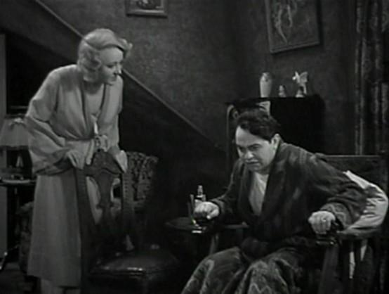 Vivienne Osborne and Edward G Robinson