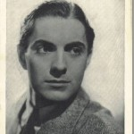 Tyrone Power 1936 R95 8x10 Linen Textured Photo