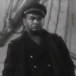 Edward G. Robinson in The Sea Wolf (1941) with Alexander Knox